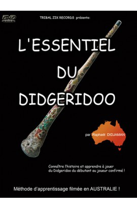 DVD Méthode de Didgeridoo
